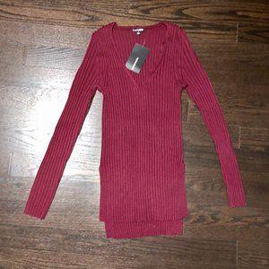 NWT Fashion Nova - Giving Me The Feels Sweater
